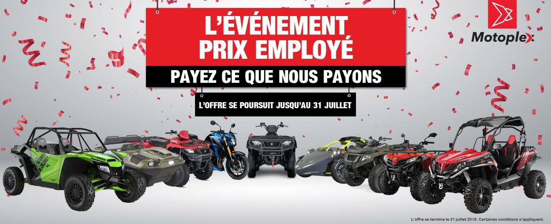 Prix Employé