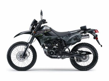 2019 Kawasaki KLX250 DIGITAL CAMO