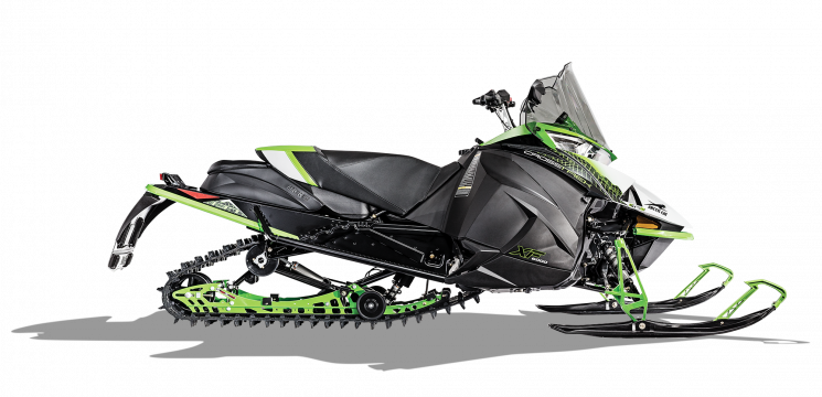 Arctic Cat XF 8000 CrossTrek ES 2018