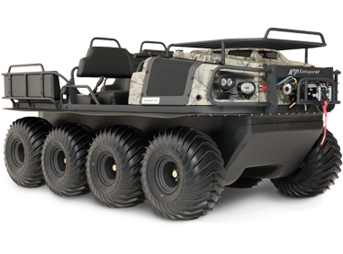 Argo Conquest 8x8 Outfitter X Ti