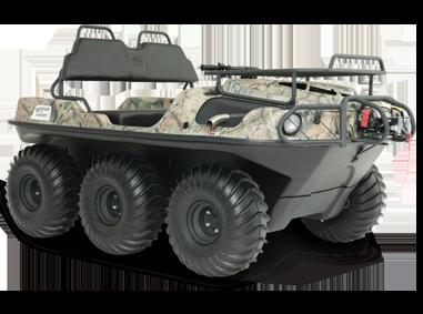 Argo Frontier 6×6 Scout S
