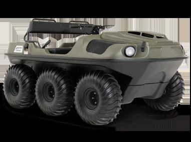 Argo Frontier 6×6 SE