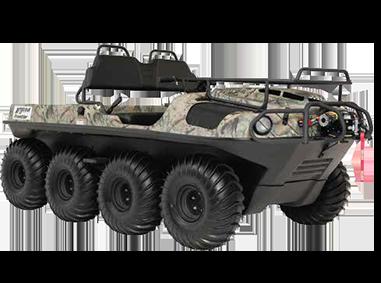 Argo Frontier 8x8 Scout S