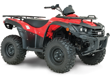 Argo Xplorer XR 500 EPS