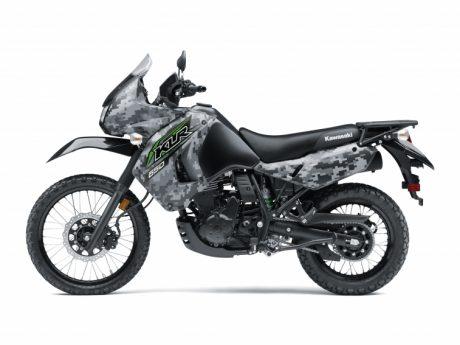 2018 Kawasaki KLR650 CAMO