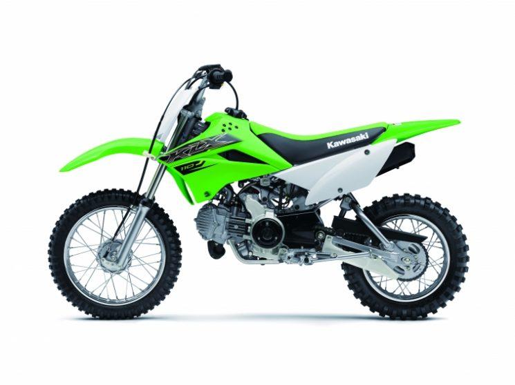 Kawasaki KLX110 2019