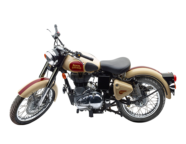 Royal Enfield 500 2018