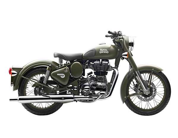 Royal Enfield Battle Green 2018