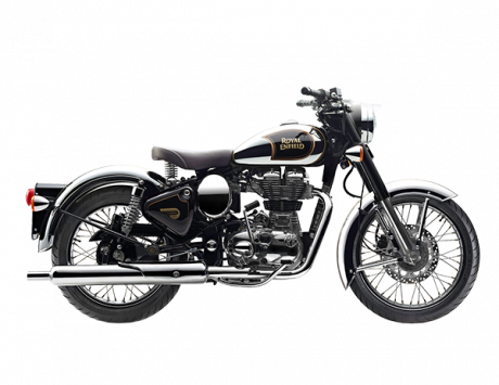 Royal Enfield Chrome 2018