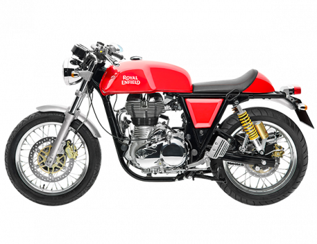 2017 Royal Enfield Continental GT
