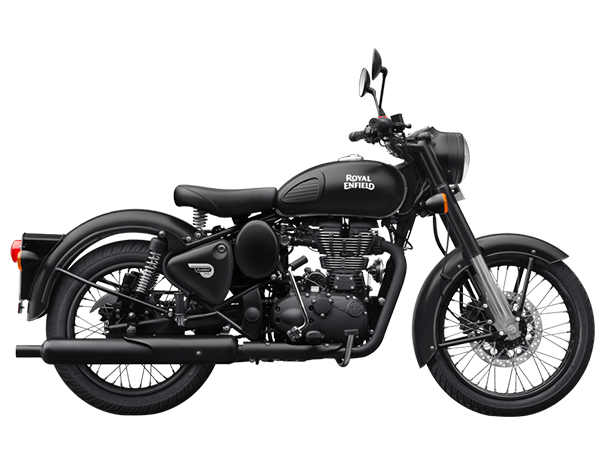 Royal Enfield Stealth Black 2018