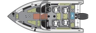 Starcraft Marine STX 2018