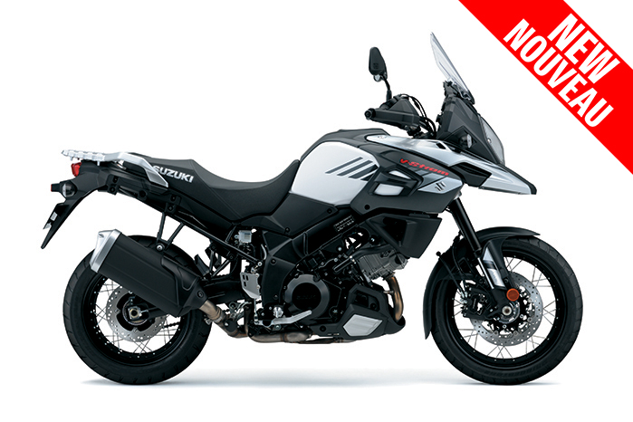 Suzuki V-STROM 1000XT ABS 2018